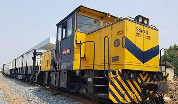 Thailand, Cambodia reopens railway lines after 45-year hiatus hinh anh 1