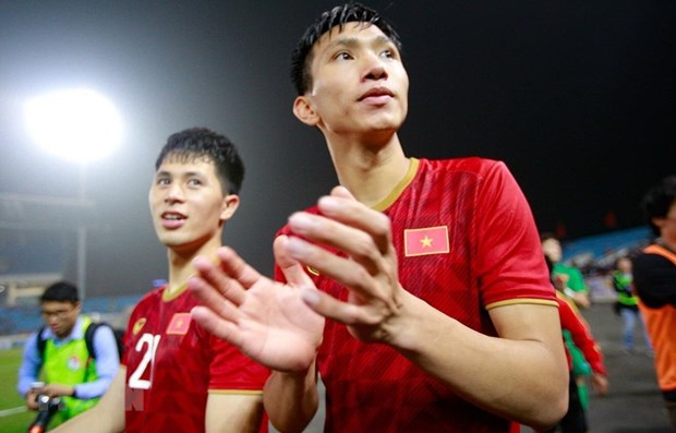Vietnam's U22 football team elevated to higher pot of 30th SEA Games hinh anh 1