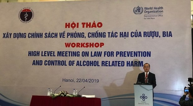 Average Vietnamese consumes over 6 litres of alcoholic drinks per year: seminar hinh anh 1
