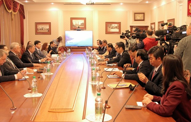 Binh Thuan, Russia's Kaluga province boost ties hinh anh 1