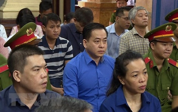 Court postpones Dong A Bank appeal due to absence of defendants hinh anh 1