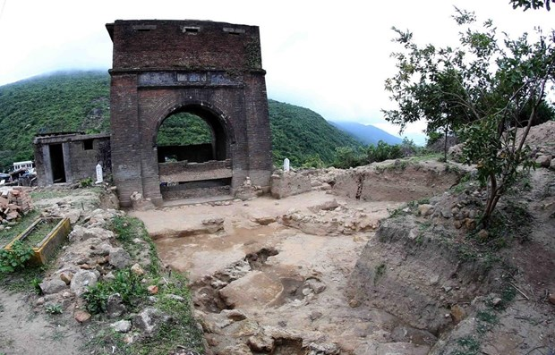 Hai Van Gate national relic site to be restored hinh anh 1