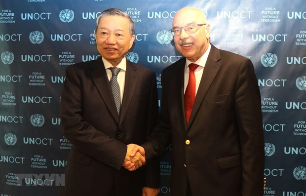 Minister: Vietnam commits to UN's global efforts against terrorism hinh anh 1