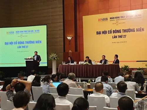SHB plans to raise charter capital to over 17.57 trillion VND hinh anh 1