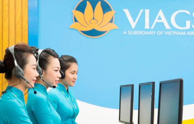 Vietnam Airlines to introduce telephone check-in service hinh anh 1
