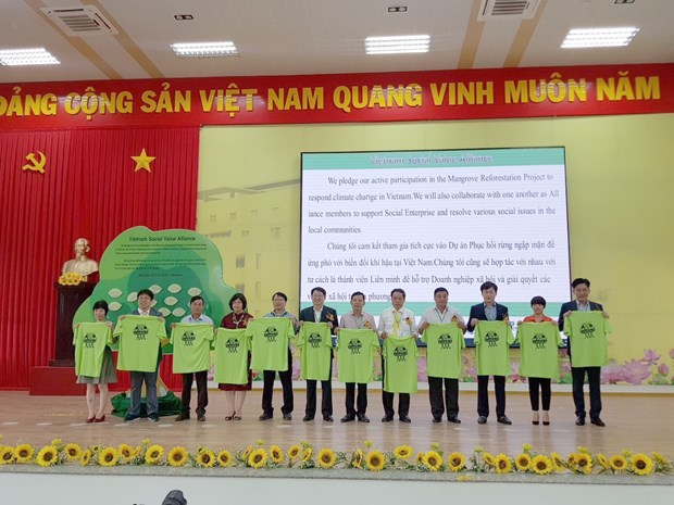 Vietnam Social Value Alliance launched in Tra Vinh hinh anh 1