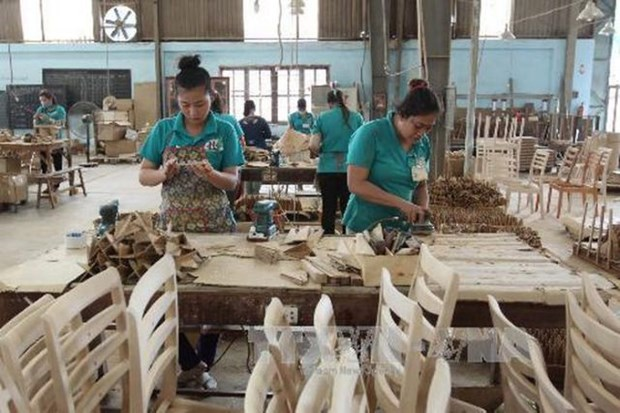 Binh Duong, Dong Nai expect higher growth in wood exports with CPTPP hinh anh 1