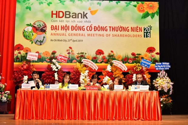 HDBank targets profits up 27 percent in 2019 hinh anh 1