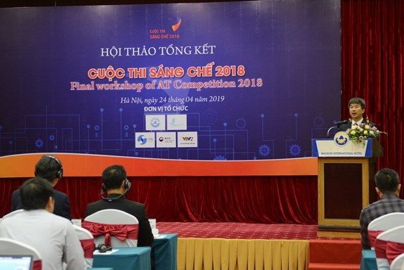Most outstanding innovations to be awarded on April 25 hinh anh 1