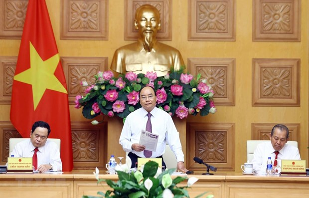 Joint work between Gov't, Front must be more practical: PM hinh anh 1