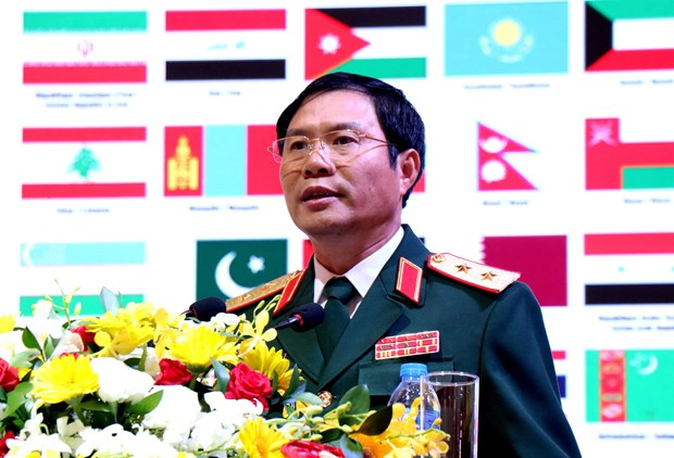 Int'l Military Sports Council opens 74th general assembly hinh anh 1