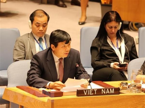 Vietnam vows to join int'l efforts in ending sexual violence in conflict hinh anh 1