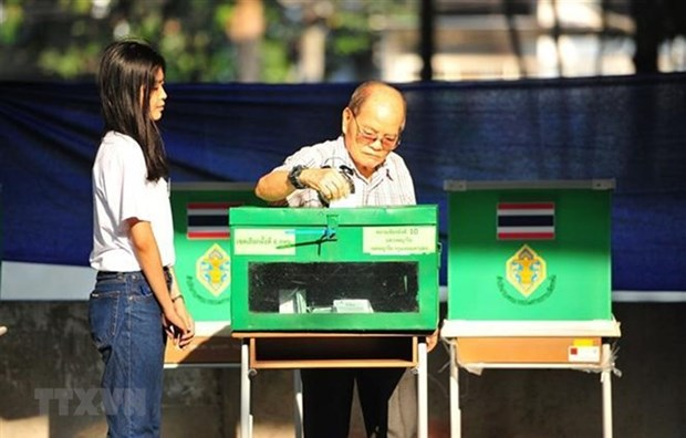 Thailand: election results not to be affected by vote rerun hinh anh 1