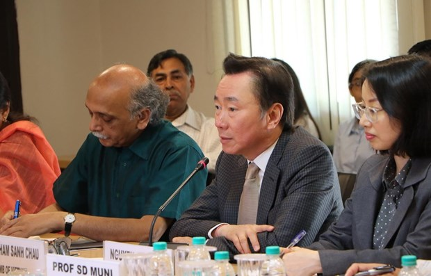 Seminar focuses on India-Vietnam maritime cooperation hinh anh 1