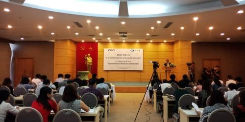 Workshop seeks ways to boost exports to RoK hinh anh 1