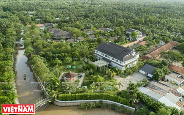 Ben Tre seeks new measures for tourism development hinh anh 1