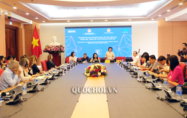 Conference discusses cultural industries, creative spaces hinh anh 1