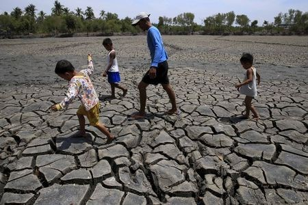Study predicts more severe droughts in Southeast Asia hinh anh 1