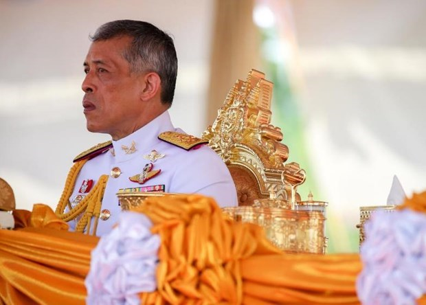 Thailand gears up for coronation of King Rama X hinh anh 1