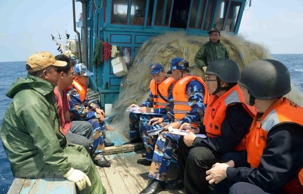 Vietnam, China talk sea development cooperation hinh anh 1