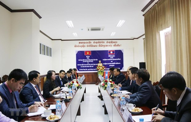 Vietnam, Laos enhance cooperation in ethnic affairs hinh anh 1