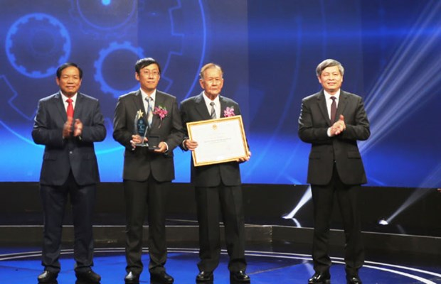 Vietnam Appropriate Technology Competition solutions honoured hinh anh 1