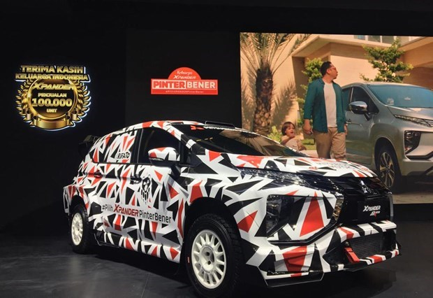 Indonesia International Motor Show opens hinh anh 1
