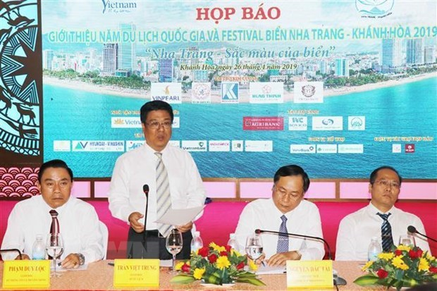 Khanh Hoa to host 2019 National Tourism Year, sea festival hinh anh 1