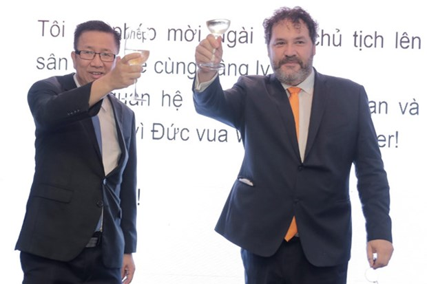 HCM City hopes to bolster collaboration with Netherlands hinh anh 1