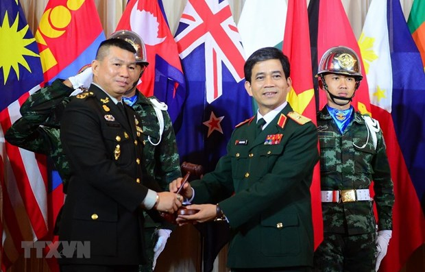 Vietnam assumes AAPTC 2020 Chairmanship from Thailand hinh anh 1