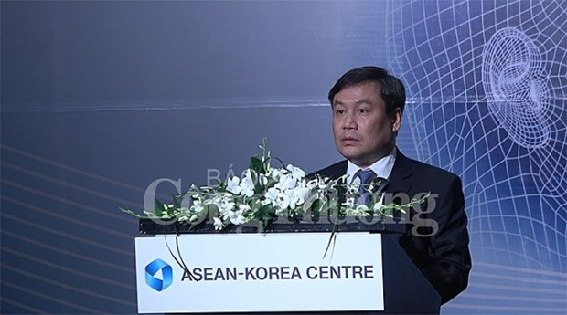 Vietnam, RoK seeks cooperation chances in robot industry, automation hinh anh 1