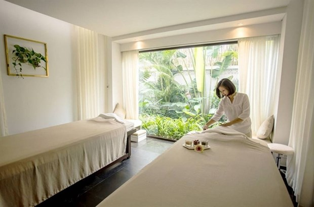 Wellness tourism starts to develop in Vietnam hinh anh 1