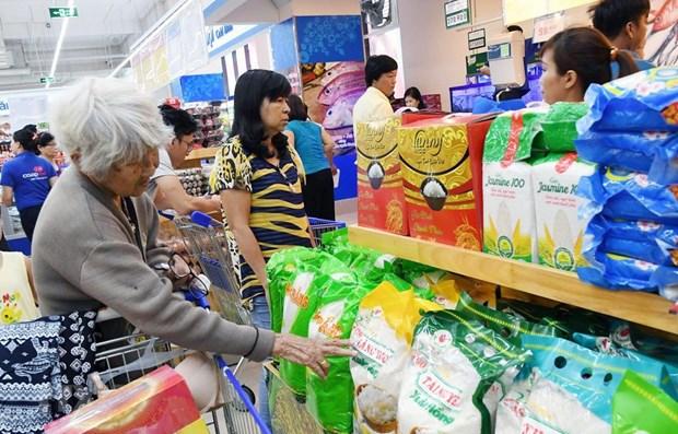 Hanoi's CPI rises 0.24 percent in April hinh anh 1