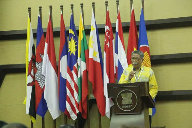 ASEAN enhances ties with social organisations in community building hinh anh 1