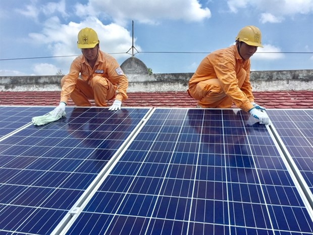 Sai Gon Power to buy electricity from households with rooftop solar panels hinh anh 1