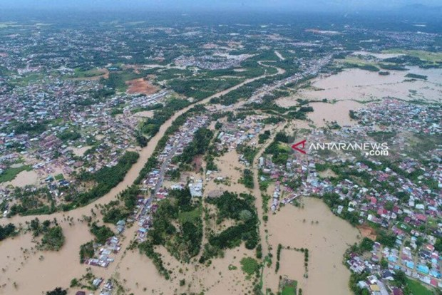 Indonesia: flood kills 29 in Bengkulu hinh anh 1