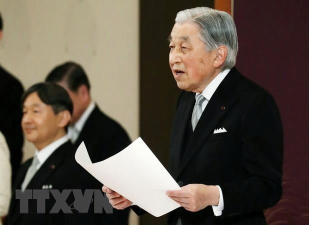 Top leader sends letter to Japanese King Father hinh anh 1
