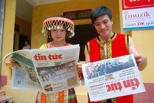 Policies issued for media support to poor, ethnic minority groups hinh anh 1