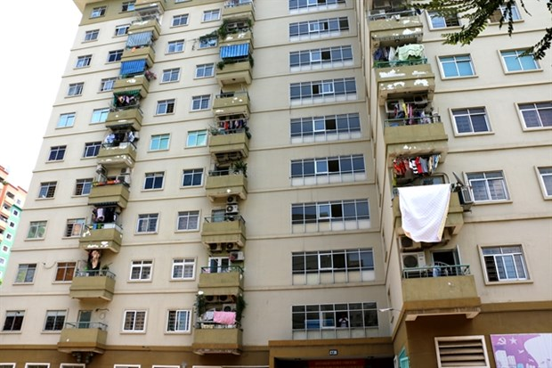 HoREA offers proposals to help real estate firms access long-term bank loans hinh anh 1