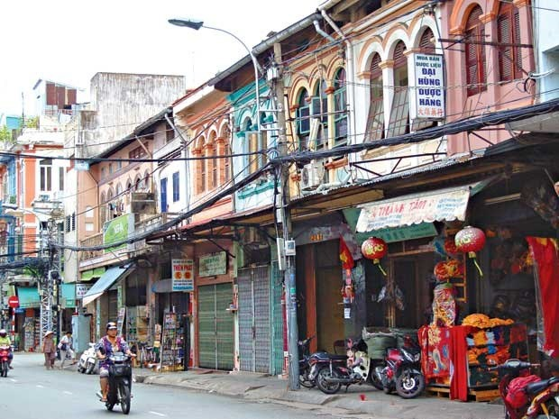 3,000 old buildings in HCM City should be renovated: experts hinh anh 1