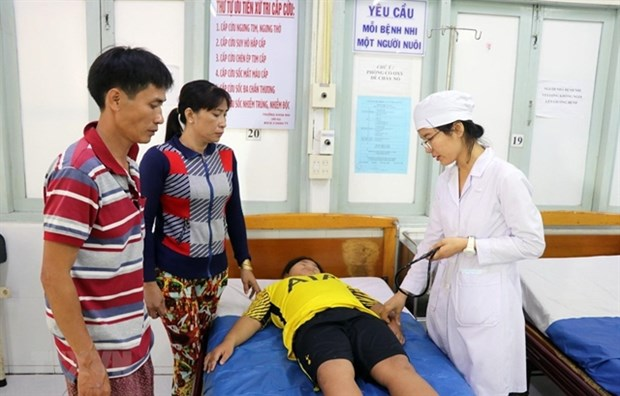 HCM City urges better services for patients' families hinh anh 1