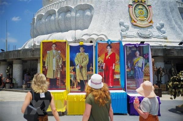 Thailand: Preparations for Royal Coronation completed hinh anh 1