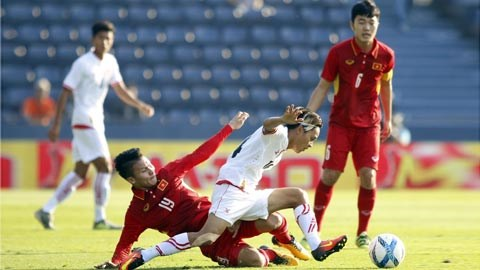 Vietnam's U23 team to play friendly match against Myanmar in June hinh anh 1