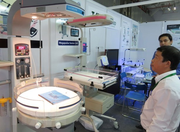 Vietnam Medi-Pharm expo to return Hanoi on May 8-11 hinh anh 1