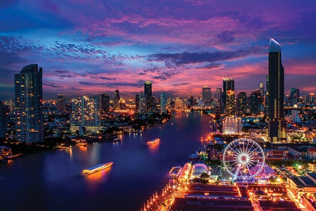 Thailand and ASEAN MICE Venue Standard Awards presented hinh anh 1
