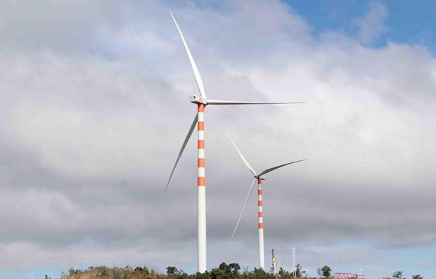 French bank named financial adviser for Ke Ga wind power project hinh anh 1