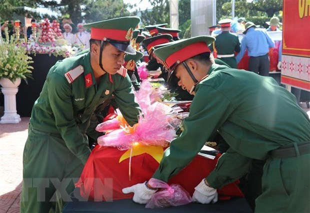 26 martyrs' remains to be handed over to Quang Tri hinh anh 1