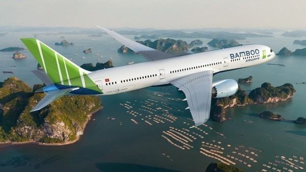 Bamboo Airways to launch three air routes to Hai Phong hinh anh 1