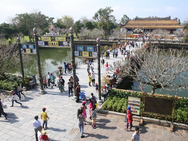 RoK tops markets of foreign tourists to Thua Thien-Hue hinh anh 1