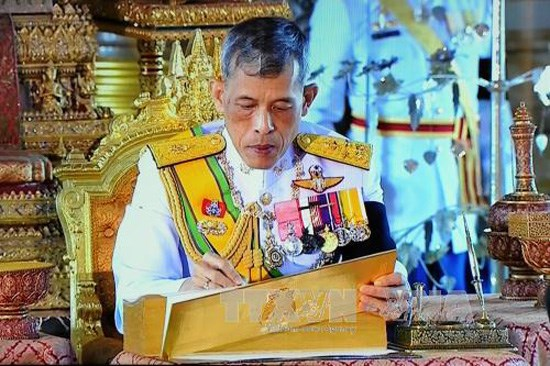 Thai King grants royal pardons for prisoners hinh anh 1